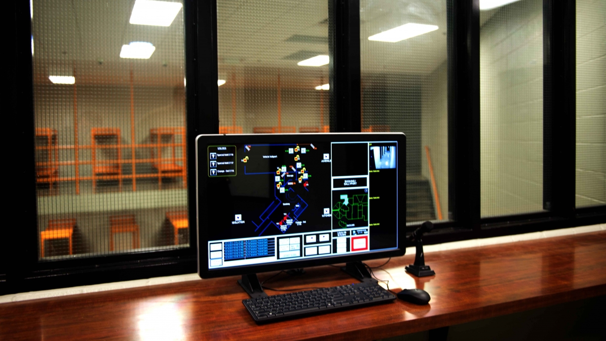Lincoln County Jail Renovation With Added Technology And