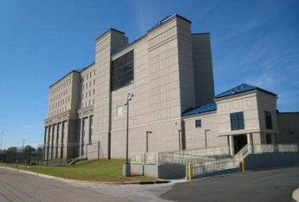 Huntsville-Madison County Jail